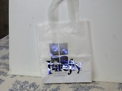 Vtg. Firefly Trading Company Store Cable, Wisconsin Small Shopping Bag ()