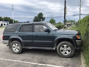 Mint Condition Toyota 4Runner for sale