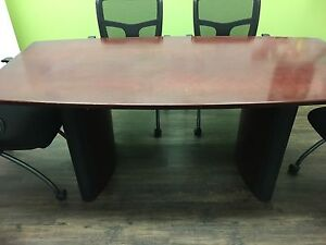 6'x3' Board Room Table