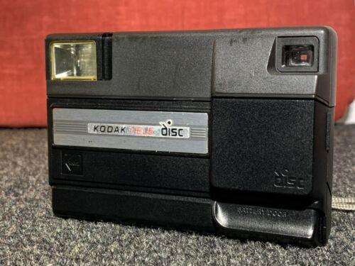 ☆ KODAK ☆ TELE DISC ☆ Kodak Disc Camera - Manufactured in December 1985 ☆