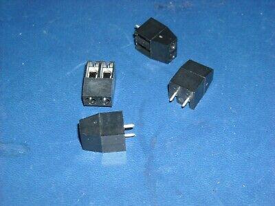 20 Pcs Molex Part 39543-0002 Term Blk 2pos Side Entry 5mm Pcb Rohs