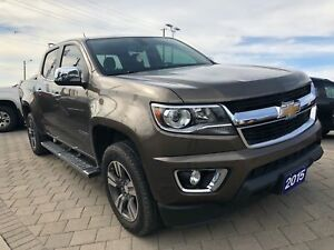 2015 Chevrolet Colorado LT | NAVIGATION | H.D. TRAILERING PKG...