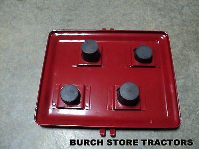 New Farmall Battery Box Lid 140 130 Super A 100 C Super C 200 230 350637r92