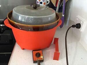 Monier 70's Crock Pot Halls Head Mandurah Area Preview