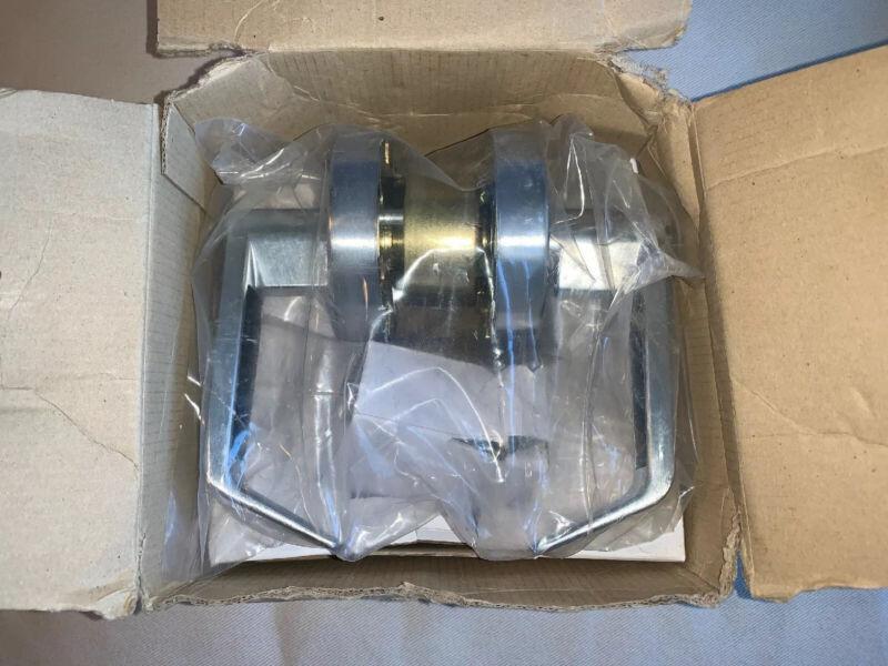 Yale AU 4607LN 626 Office Entry 2806 KR Cylindrical Lockset NEW