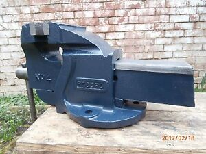 RECORD No 4 Mechanics Bench Vice. Good condition, Can Post