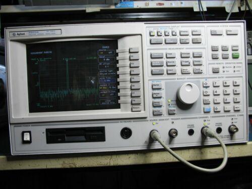 HP Agilent Keysight 89410A DC-10MHz Vector Signal Analyzer