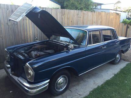 1960 Mercedes Benz 220Sb
