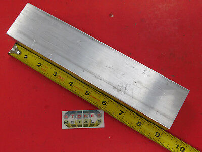 1-12 X 2 Aluminum 6061 Flat Bar 9 Long Solid T6511 Mill Stock 1.5x 2.0