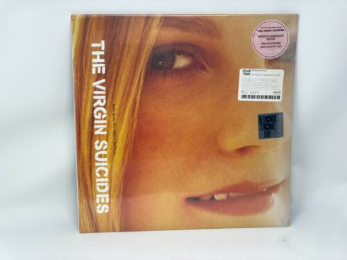 THE VIRGIN SUICIDES SOUNDTRACK OST LP VINYL RSD RECORD STORE DAY 2020