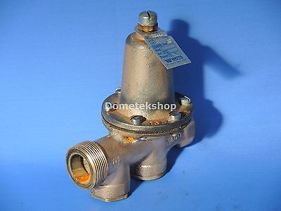 Watts Regulator 25aub Watts Pressure Reducing Relieve Valve 34