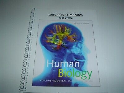 Laboratory Manual for Human Biology : Concepts and Current Issues by