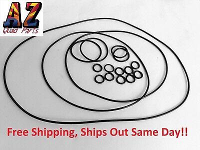 Yamaha Banshee Pro Design Style Cool Head Dome Domes Orings O-rings O-ring Kit for sale  Gilbert