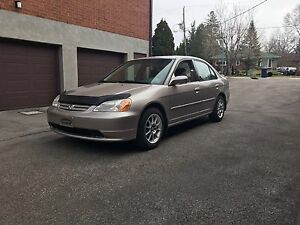 2002 Honda Civic EX-L ** Mags **