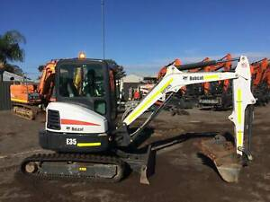 Bobcat E35 - GREAT CONDITION - VERY LOW HOURS Kenwick Gosnells Area Preview