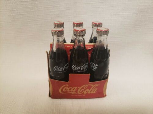 Vintage Coca-Cola Mini 6 Pack - Bill