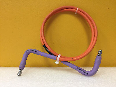 Megaphase Tm4-s585-42 Dc To 4 Ghz Sma M 42 Length Rf Test Cable