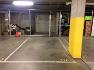 Secure underground car space South Yarra South Yarra Stonnington Area Preview