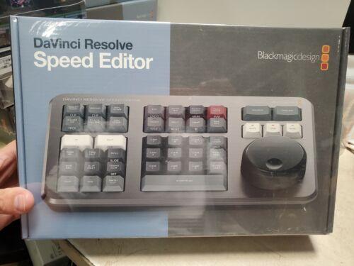 FACTORY SEALED  Blackmagic Design DaVinci Resolve Speed Editor Keyboard