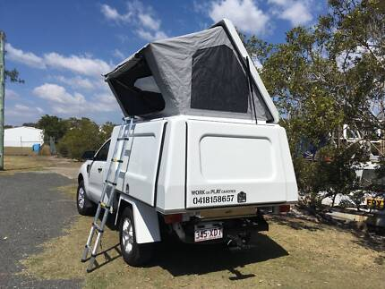 Redcliffe area qld campervans motorhomes gumtree australia 2012 ranger px mk 1 fandeluxe Image collections