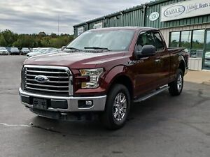 2016 Ford F-150 XLT/XTR/ 4X4/BACK UP CAMERA/POWER OPTIONS/SX...