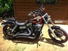 2013 dyna wide glide custom Cairns 4870 Cairns City Preview