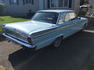 Ford fairlane sports coupe 1963