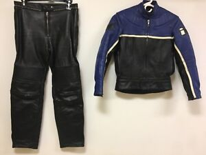 Lady's Small (Petite) Motorcycle Racing Leathers