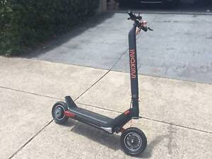 Inokim Ox Super Electric Scooter - great condition, 58kms only!