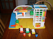 Fisher Price Parking Garage