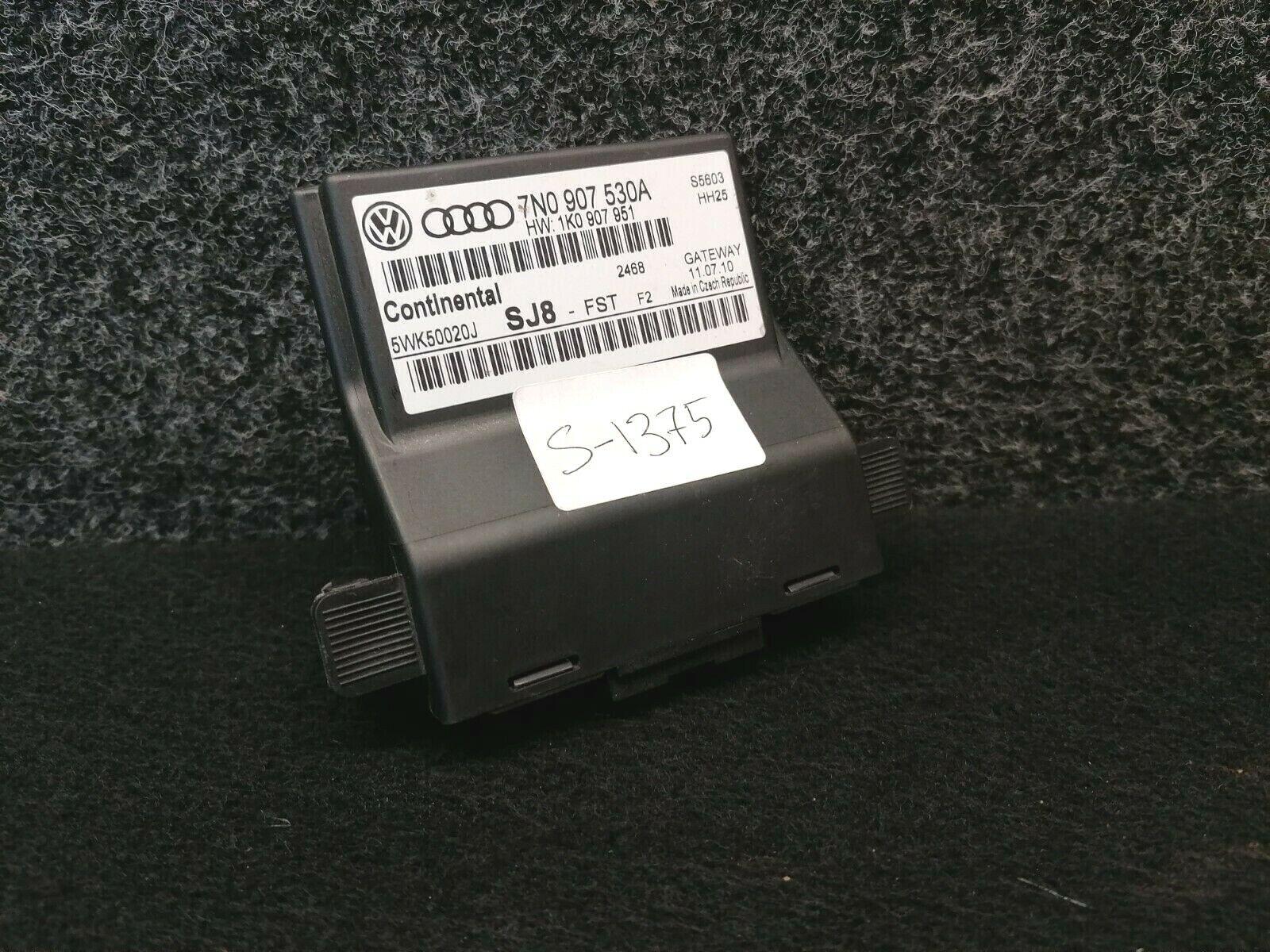 VW Sharan 7N Touran Steuergerät für Gateway 7N0 907 530 A 7N0907530A