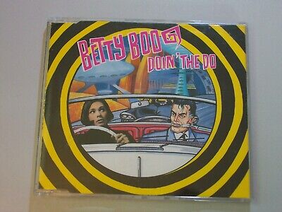 Betty Boo : Doin' The Do - 4 track CD Single
