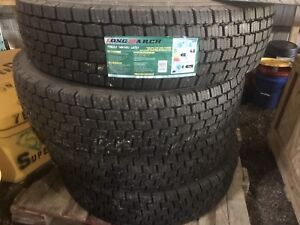 12 new 11r22.5 tires