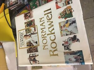 332 Magazine Covers Norman Rockwell $100