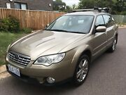 2007 Subaru Outback SUV Canberra City North Canberra Preview