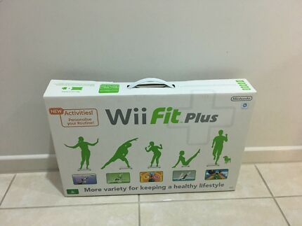 Wanted: Wii fit plus