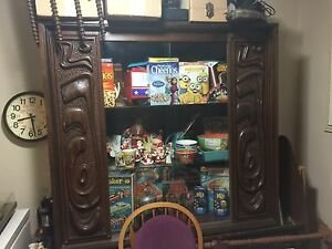 Very unusual China Cabinet