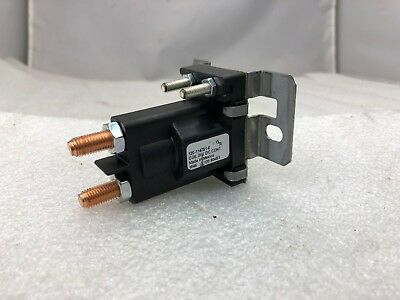 White Rodgers Solenoid Relay 24v Dc Cont. 100 Amps Pn 120-114751-6
