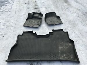 F-150 enthuze floor mats.