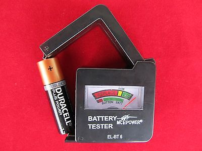 Batterietester McPower