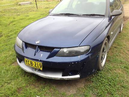 2002 VX Series II Holden Commodore Executive Automatic Dungog Dungog Area Preview