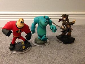 Disney Infinity figures cheap
