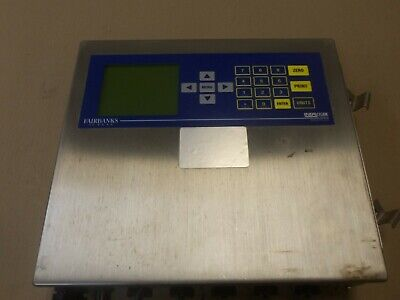 Fairbanks Scales Ind-hr2500-qf2 120240v 5a