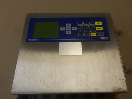 Fairbanks scales IND-HR2500-QF2  120/240V 5A