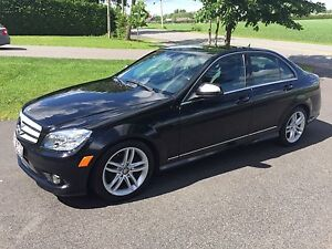 Mercedes-Benz C-230 4Matic 2008