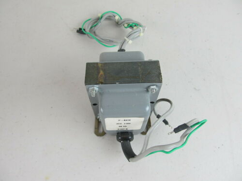 Stancor P-6410 6410 Isolation Transformer 115V, 50VA RMS 50/60HZ