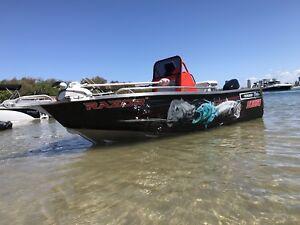 Alloy Plate boat custom Svensson NQ5200