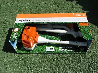 Stihl Weed Eater - Stihl toy string trimmer, weed eater, line trimmer, brush cutter new in box