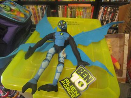 Ben 10 Soft Toy ***NEW WITH TAGS***