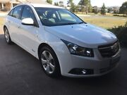 2010 Holden Cruze CDX Turbo Diesel Manual Bungendore Queanbeyan Area Preview